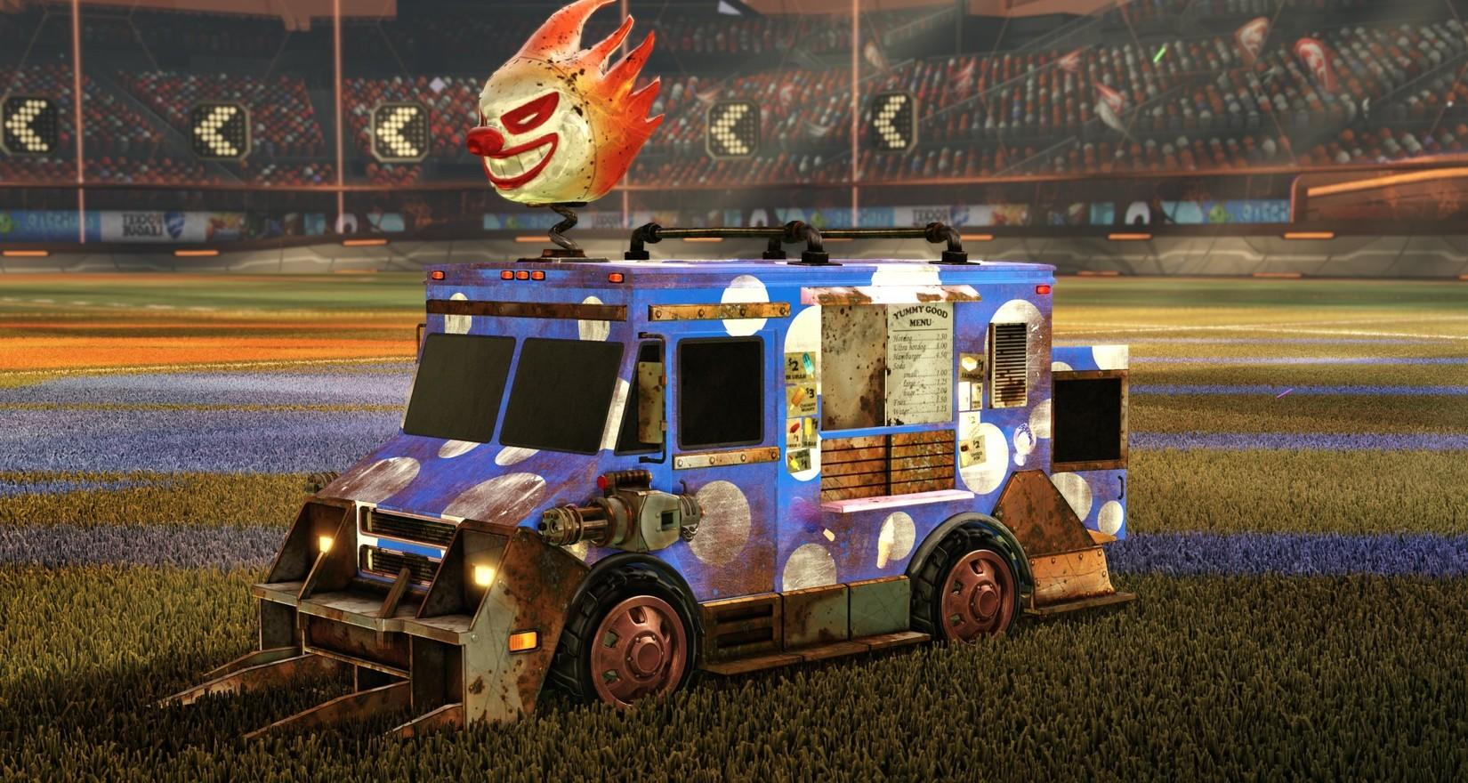 Rocket League Out July 7th, Sweet Tooth Joins Roster Image