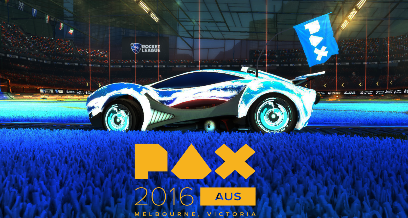 Rocket League at PAX AUS 2016 Image