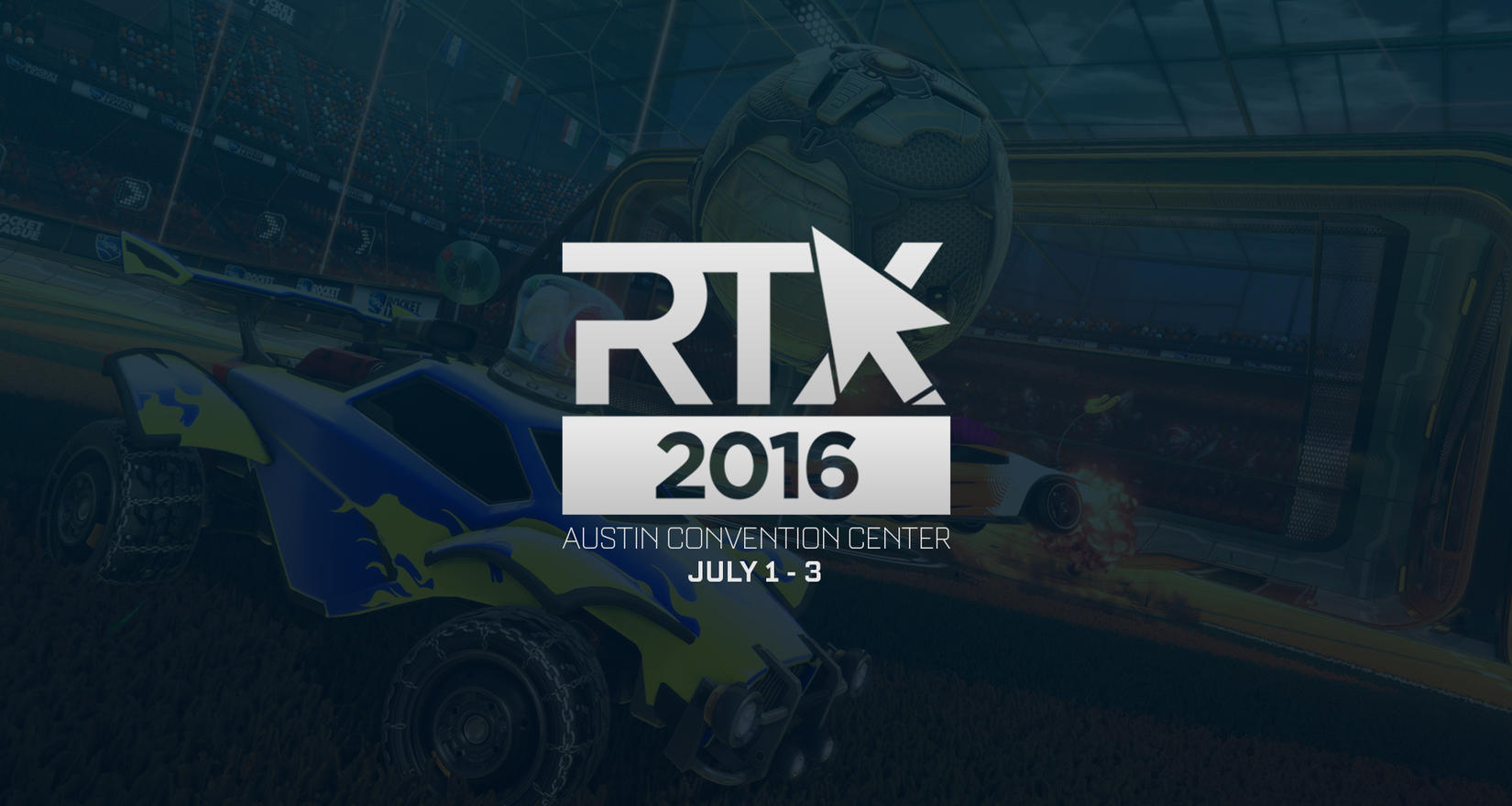 Rocket League at RTX This Weekend Image