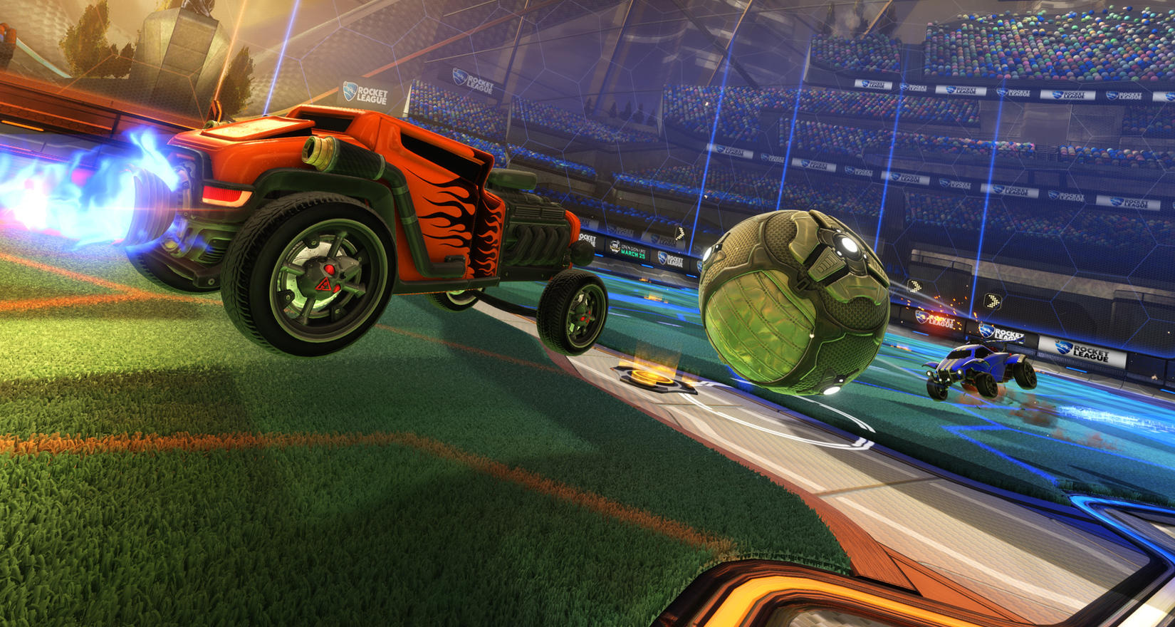 How the RLCS Will Handle the Unintended, Mass DQs Image